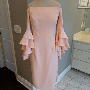 Stunning Milly Kendall Italian Cady Dress